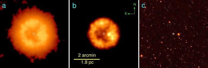 一个由两颗白矮星合并产生的特殊天体——J005311