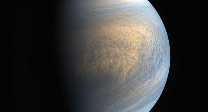 计算机模拟表明正是海洋使得金星成为极端之地
