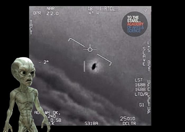 """美国国防部承认至今仍在调查""""不明空中现象""""UFO"""