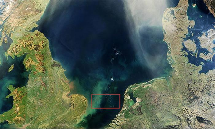 美国《生命科学》杂志:北海发现沉没的早期狩猎者居住地的遗迹