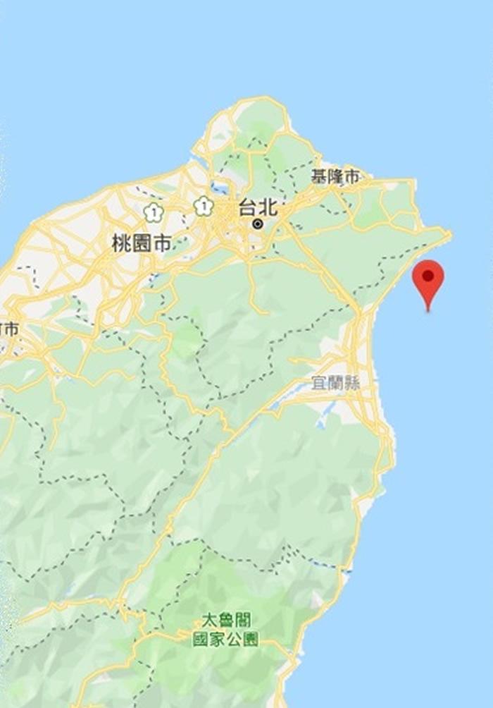 台湾宜兰县外海龟山岛被证实为活火山 台专家:爆发或引海啸