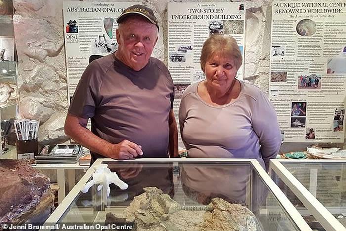 澳大利亚宝石猎人偶然发现恐龙新物种Fostoria dhimbangunmal