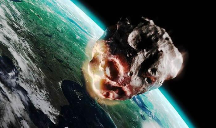"""直径16米的小行星""""2019 KA4""""刚刚以时速2万5776公里掠过地球"""