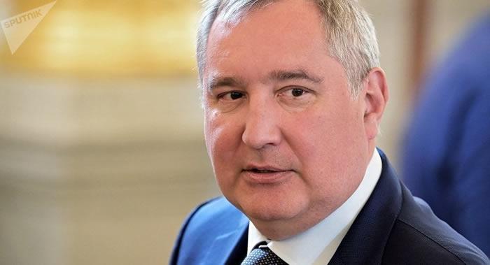 俄罗斯航天集团公司总裁德米特里∙罗戈津向中国提议联手打造月球基地
