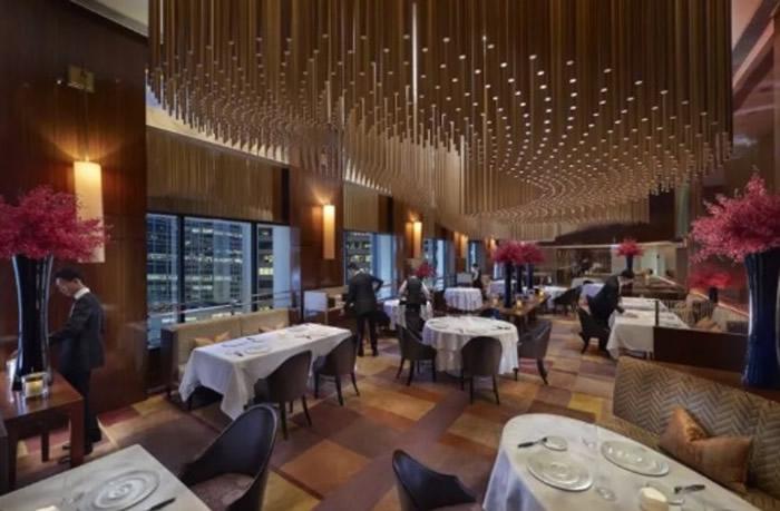 Amber是香港唯一入榜餐厅。