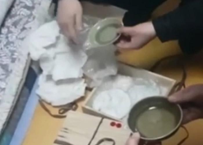 盗57件中国元朝沉船瓷器 韩国男子欲变卖贼赃被捕