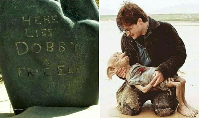 """罗林在书中""""赐死""""多比(图)。"""