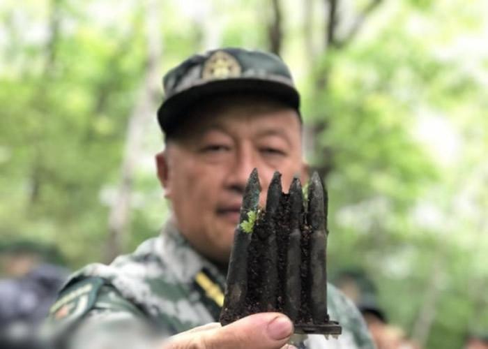吉林省长白山发现抗日战争时期大型军事遗迹 专家:研究意义重大