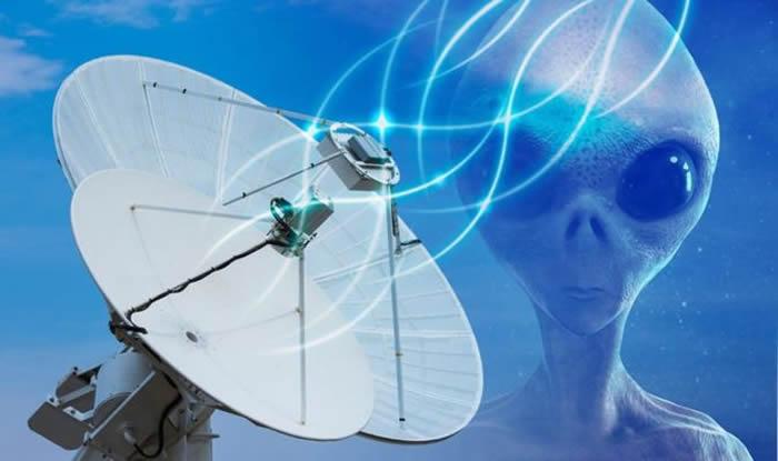 搜寻地外文明计划(SETI):地球周围160光年内的1327个恒星系统都没有发现外星人