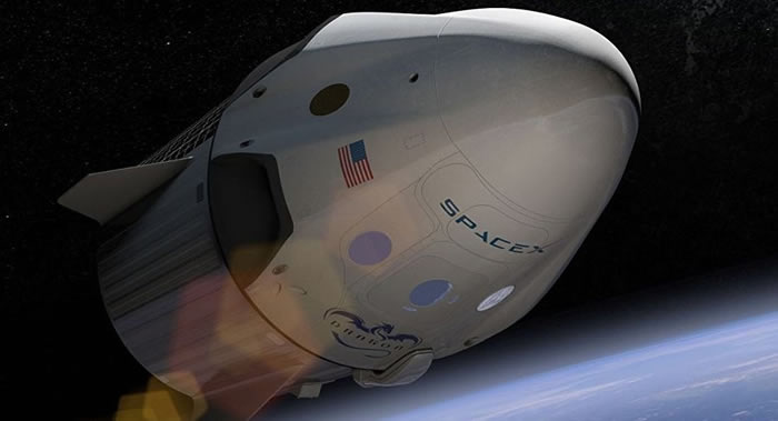 首艘Crew Dragon载人飞船计划于11月15日发射前往国际空间站