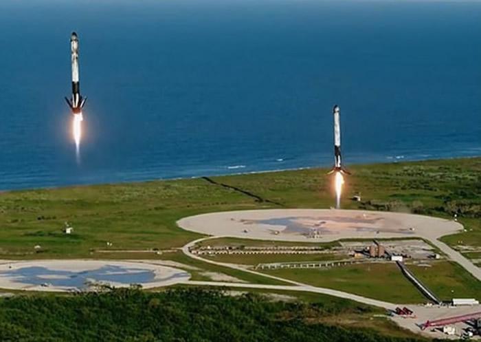 火箭将在佛州肯尼迪太空中心升空。