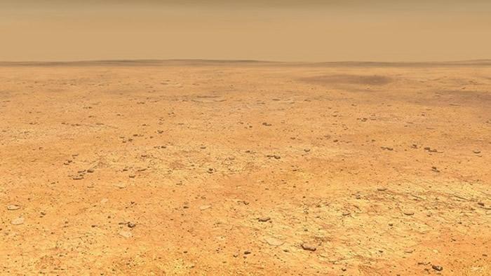 火星空气中侦测到大量甲烷 是否存在外星生物甚至外星人?