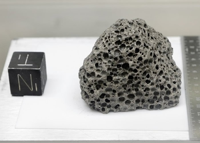 月球石将首次获科学家研究。