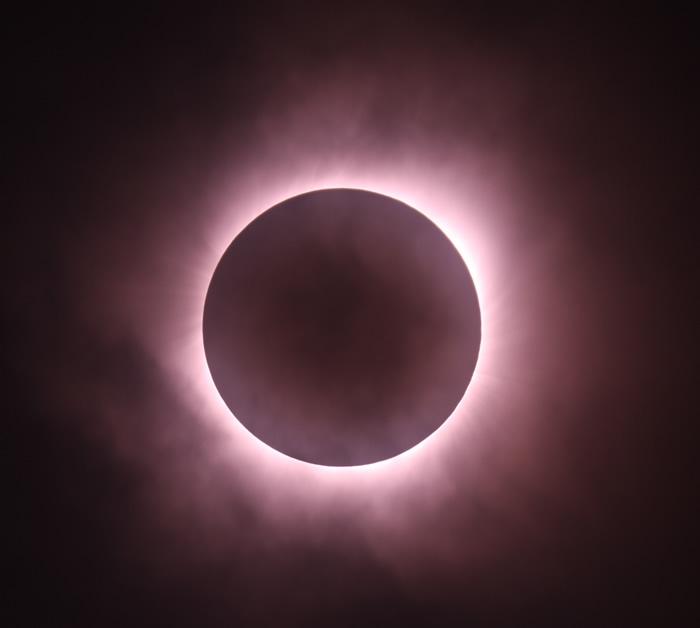 2019年7月份天文现象概况:7月3日日全食