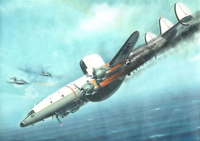 1950年朝鲜战争爆发后美国与朝鲜积怨日深 1969年曾击落美军EC-121侦察机