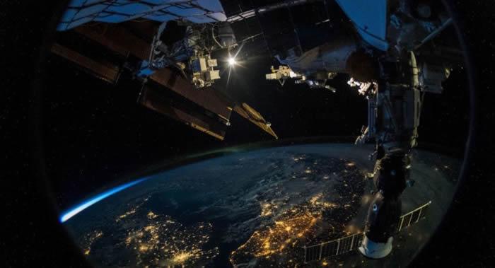 7月3日国际空间站轨道高度将提升1000米