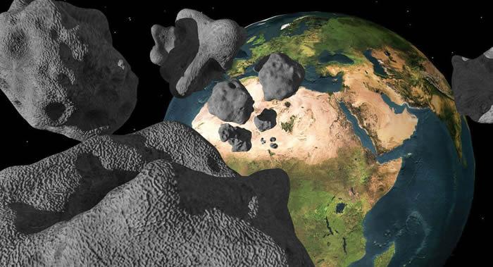 NASA呼吁学术界加强对地球的保护 防范来自太空的危险