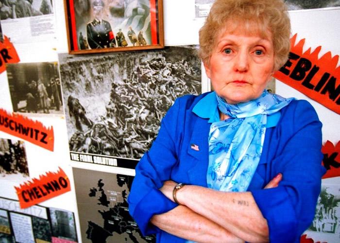 二战期间度过大屠杀更呼吁宽恕纳粹德军的Eva Kor在波兰逝世