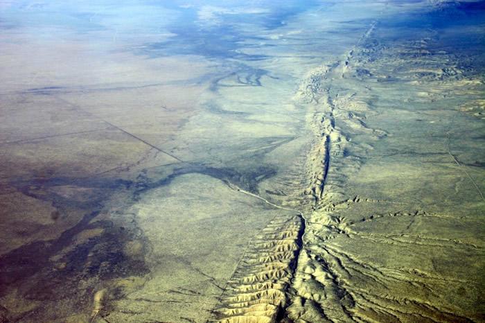 美国地质调查局:2030年前位于圣安地列斯断层沿线的旧金山湾或发生6.7级以上大地震