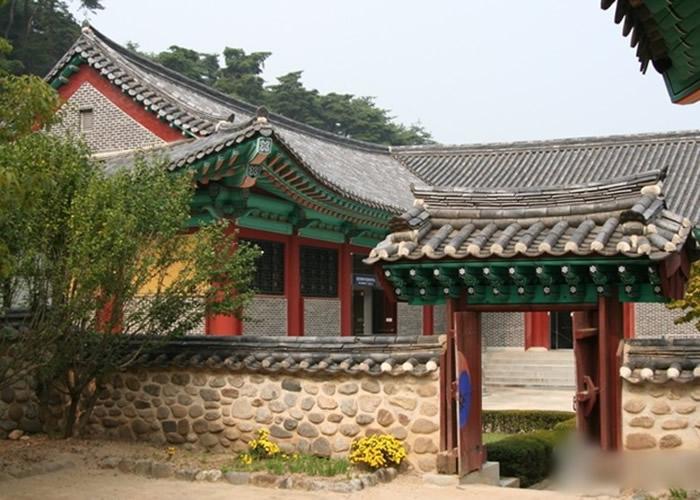 位于庆尚北道荣州市的绍修书院。