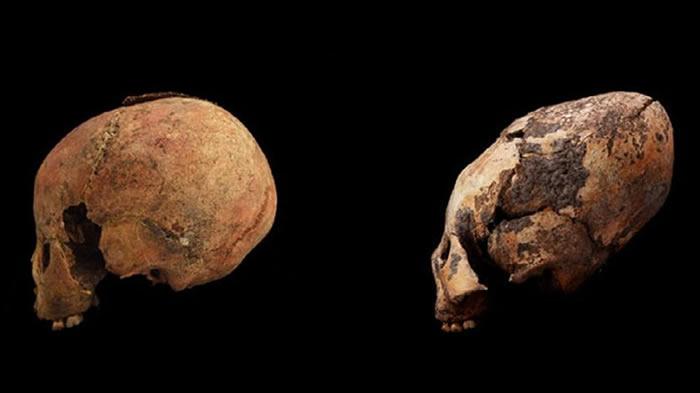 吉林后套木嘎遗址发现迄今为止人类颅骨人工变形最早的实物证据 距今约12000年