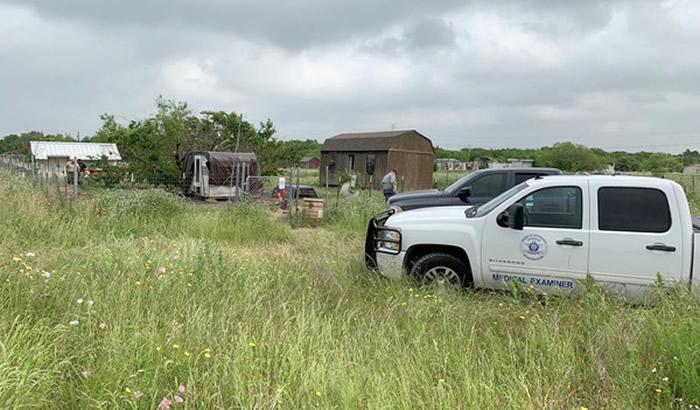 美国德州独居男子失踪数月原来遭18条所养的混种犬啃成碎片 狗粪便中发现人骨