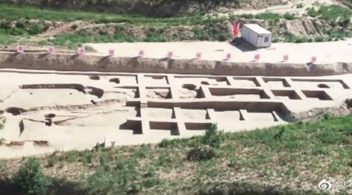 该遗址属山西境内至今发现的史前时期最大规模房屋。