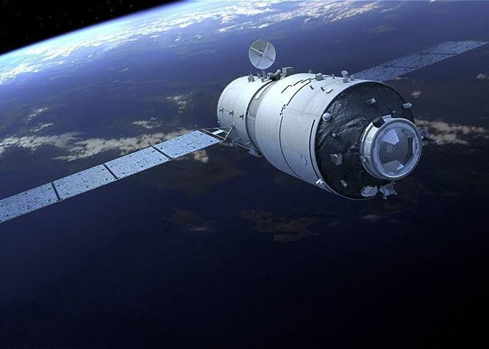 天宫二号太空实验室将重回地球 残骸料落入南太平洋