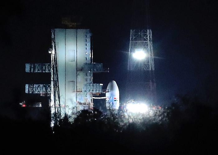 印度无人太空船月船