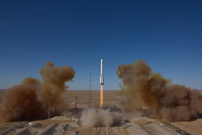 载太空望远镜火箭早前成功升空。