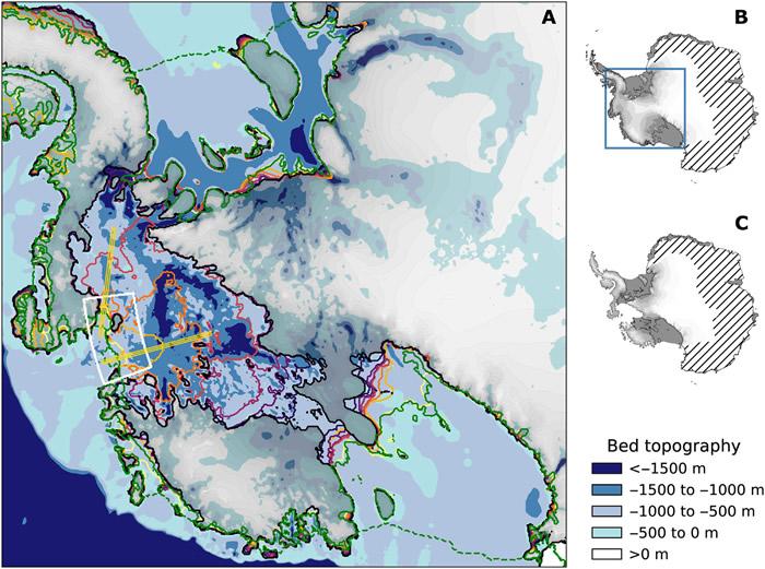 人工降雪可挽救南极西部冰盖 但会有极高的成本和风险