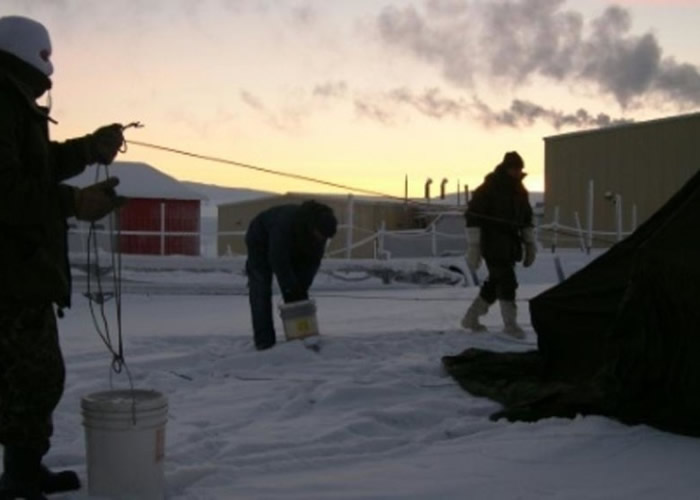 加拿大气象局称地球最北端居住地阿勒特录到有纪录以来最高的摄氏21度