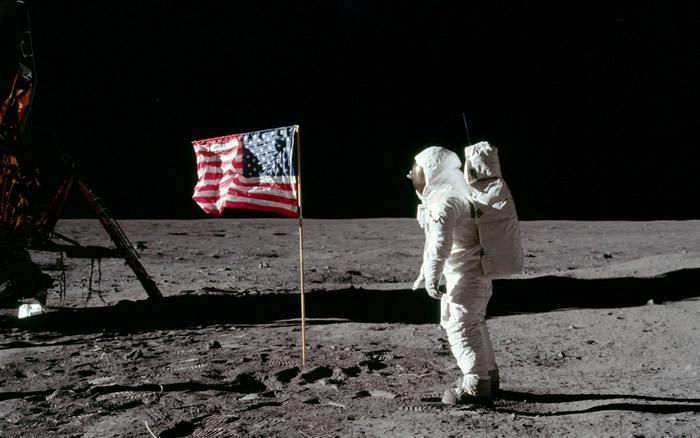 """登月50周年:1969年7月20日阿波罗11号登月 """"这是我的一小步,却是人类的一大步。"""""""