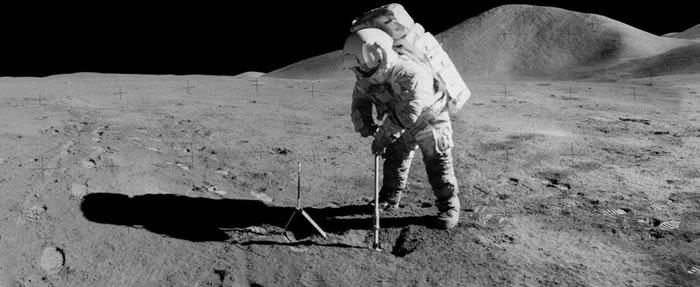 美国阿波罗11号登月50周年:NASA公布一系列登月全景照片