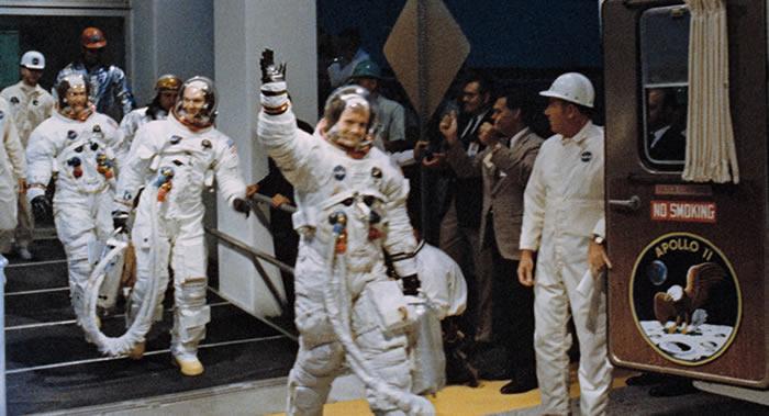 登月第一人美国宇航员尼尔·阿姆斯特朗去世后 家人曾秘密收取医院600万美元