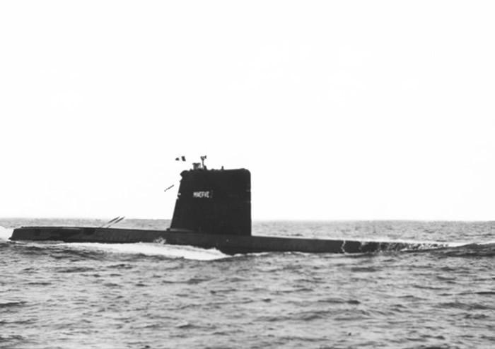 失踪51年后重见天日 法国智慧女神号潜艇沉没原因有望解开