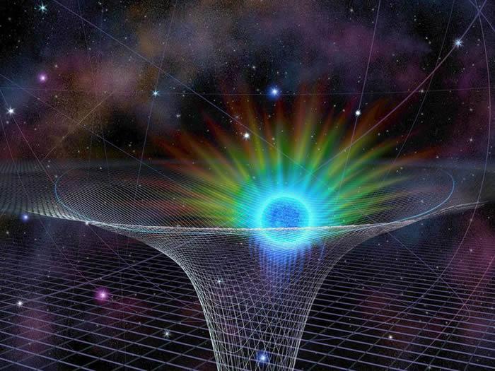 在银河系中心成功测试爱因斯坦的广义相对论