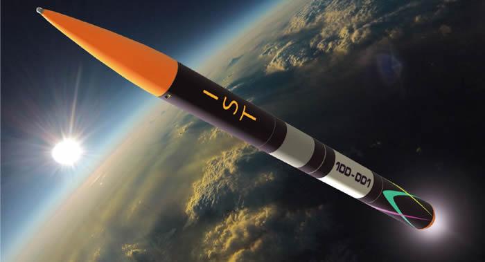 """日本星际科技公司""""MOMO-4""""号商业火箭因机载计算机故障发射后坠入大海"""