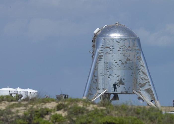 星际跳跃者(图)为星际飞船的原型。