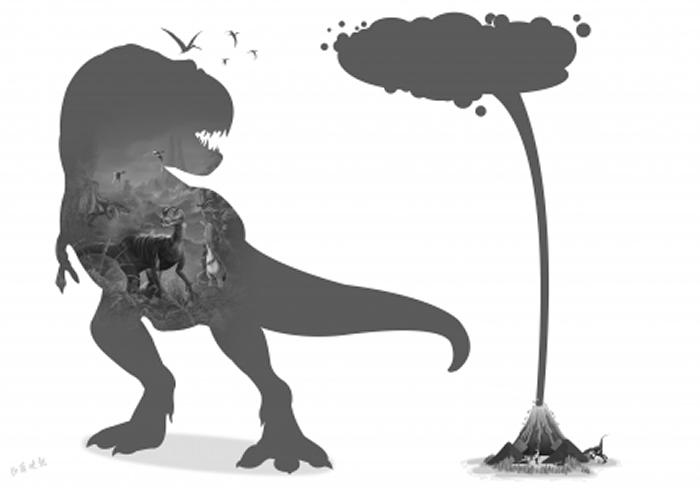 曾活跃在山西境内的恐龙