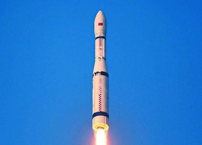 长征11号火箭6月进行了海上首秀。(图/翻摄自大陆航天科技集团官网)