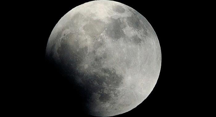 月球在太阳系出现5000万年后形成