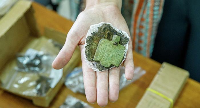 中俄联合考察队在东西伯利亚发现公元5世纪墓地