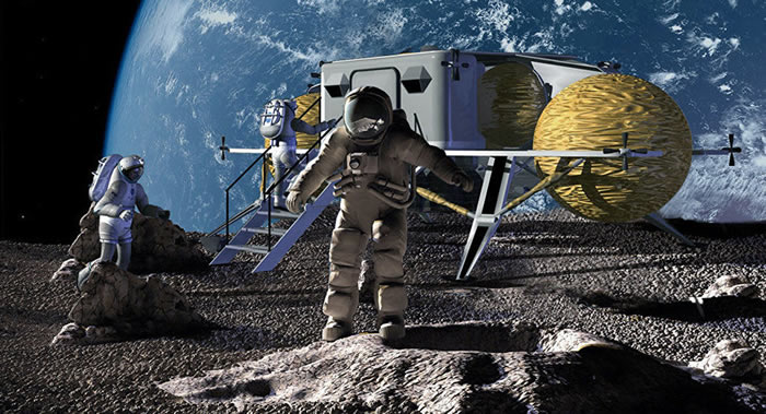 俄罗斯科学家计划在国际空间站进行试验 研究月球和火星引力条件下人类的步态