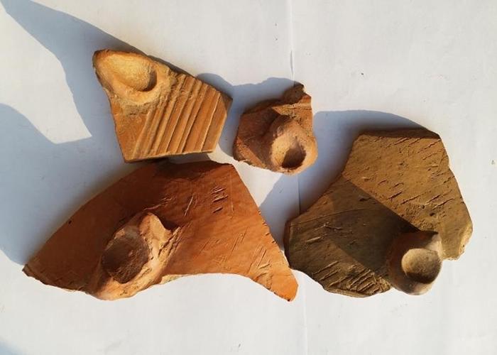 """河南三门峡渑池县仰韶文化遗址发现""""仰韶指纹"""" 或证5000年前古人已懂得应用指纹"""