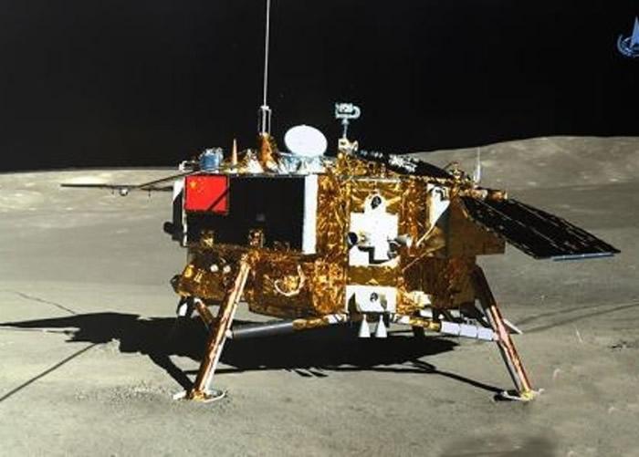 刷新中国月球车在月球背面行驶纪录 玉兔二号再次休眠