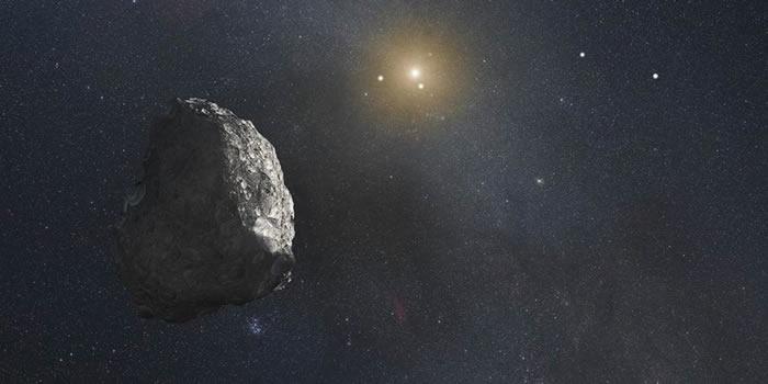 """胡夫金字塔大小的小行星""""2019 OU1""""将于8月底掠过地球"""