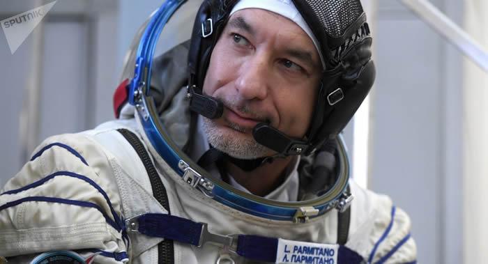 意大利宇航员卢卡•帕米塔诺将在国际空间站为电子音乐爱好者表演