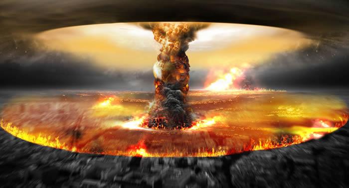 美国与俄罗斯全面爆发核战争将会导致黑暗而寒冷的冬天持续十年