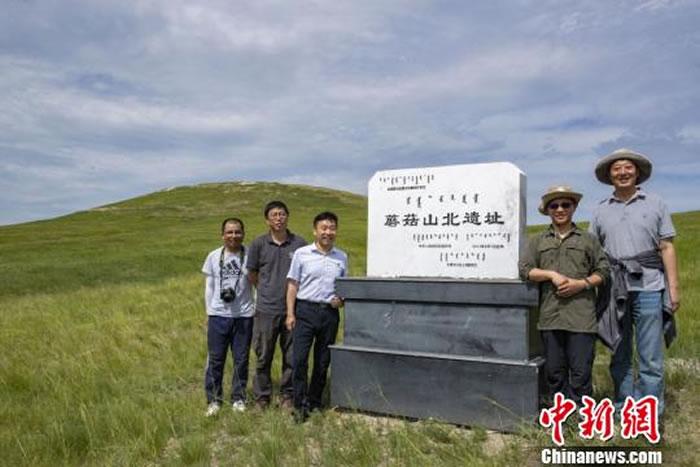 内蒙古扎赉诺尔蘑菇山旧石器遗址(何佳 摄)